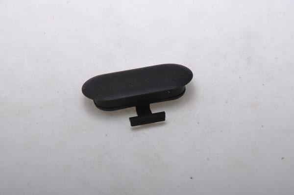 Резин. заглушка разъема зарядки сигвея Ninebot E+ Black