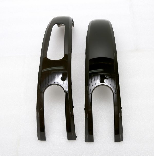 Накладка на корпус торцевая моноколеса GotWay MCM5 (передняя и задняя, 2 шт)