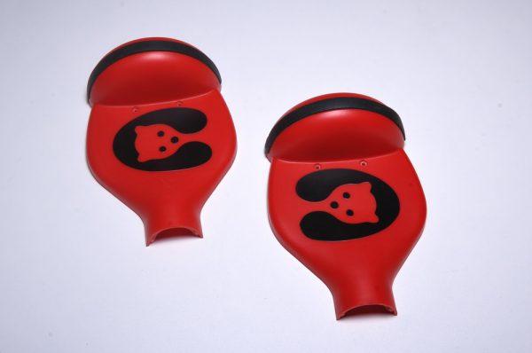 Корпус гироскутера Umka Red (верх)