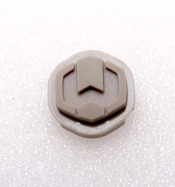 Логотип педали моноколеса Inmotion (резина)