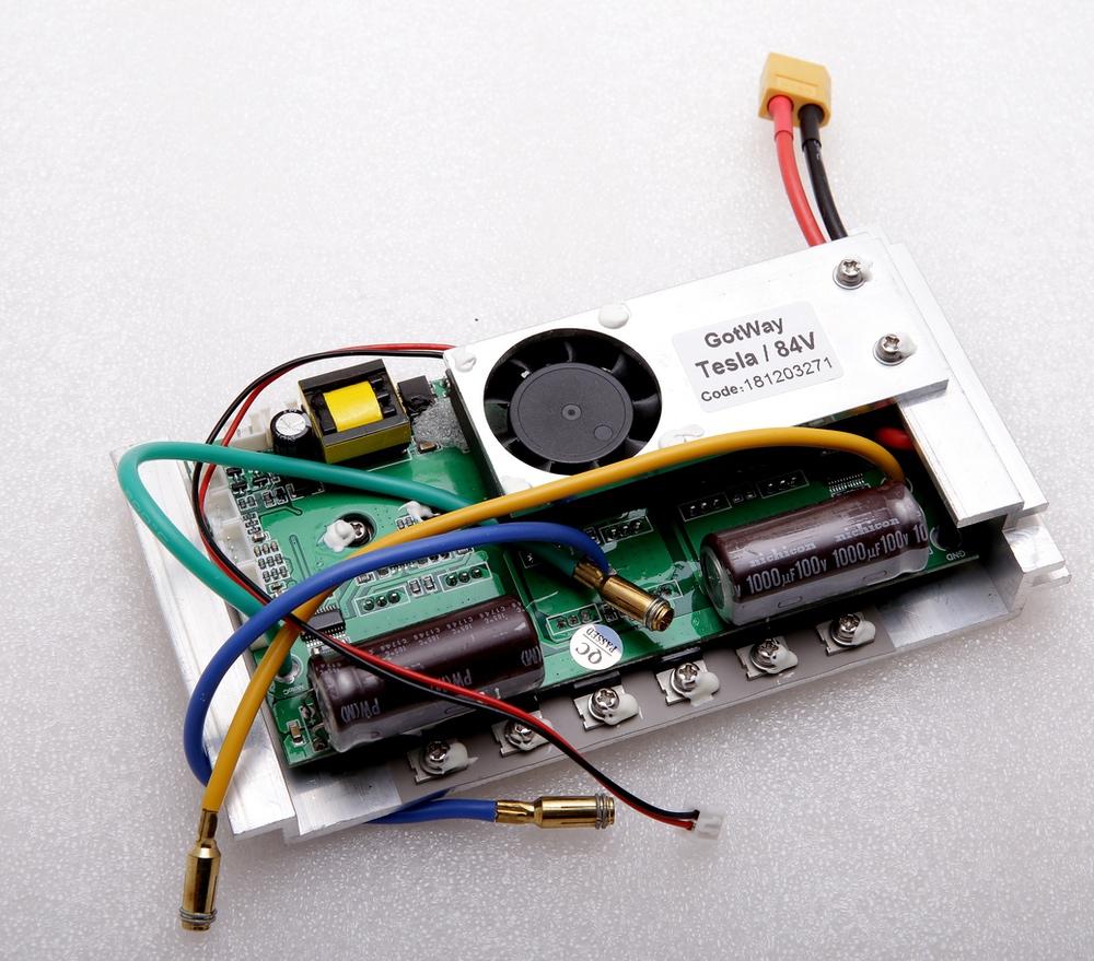 Контроллер моноколеса GotWay Tesla 84V: купить, цены на Airwheel