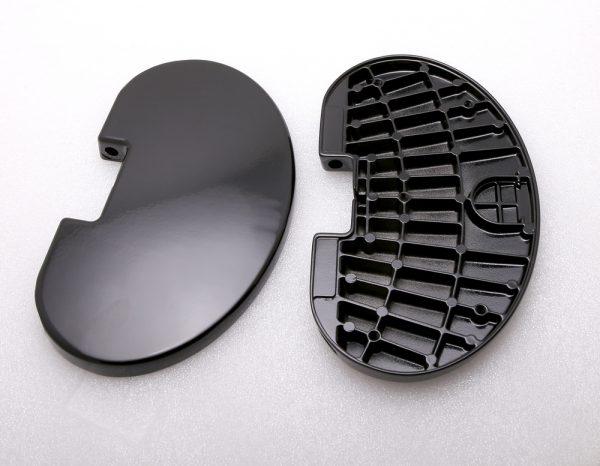 Каркас педали моноколеса Inmotion V5  черный (комплект - 2 шт)