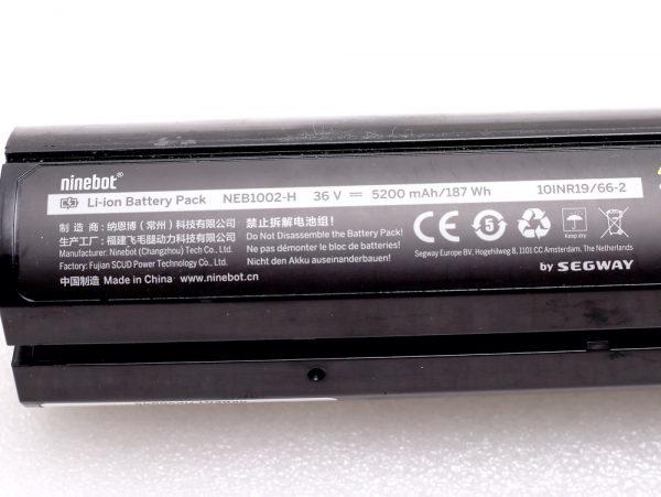 Внутренняя батарея для электросамоката NineBot ES2