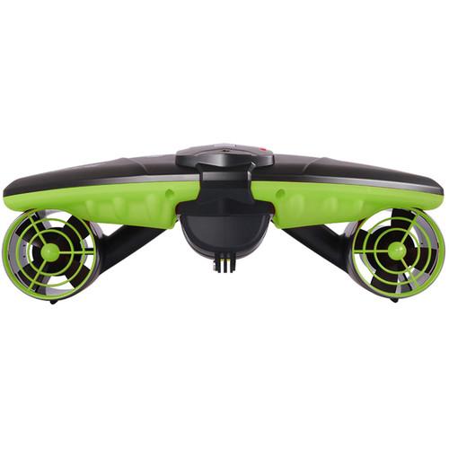 Электрический подводный скутер Sublue SeaBow Green
